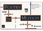 Poetry in Motion cover