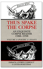 Thus Spake the Corpse cover